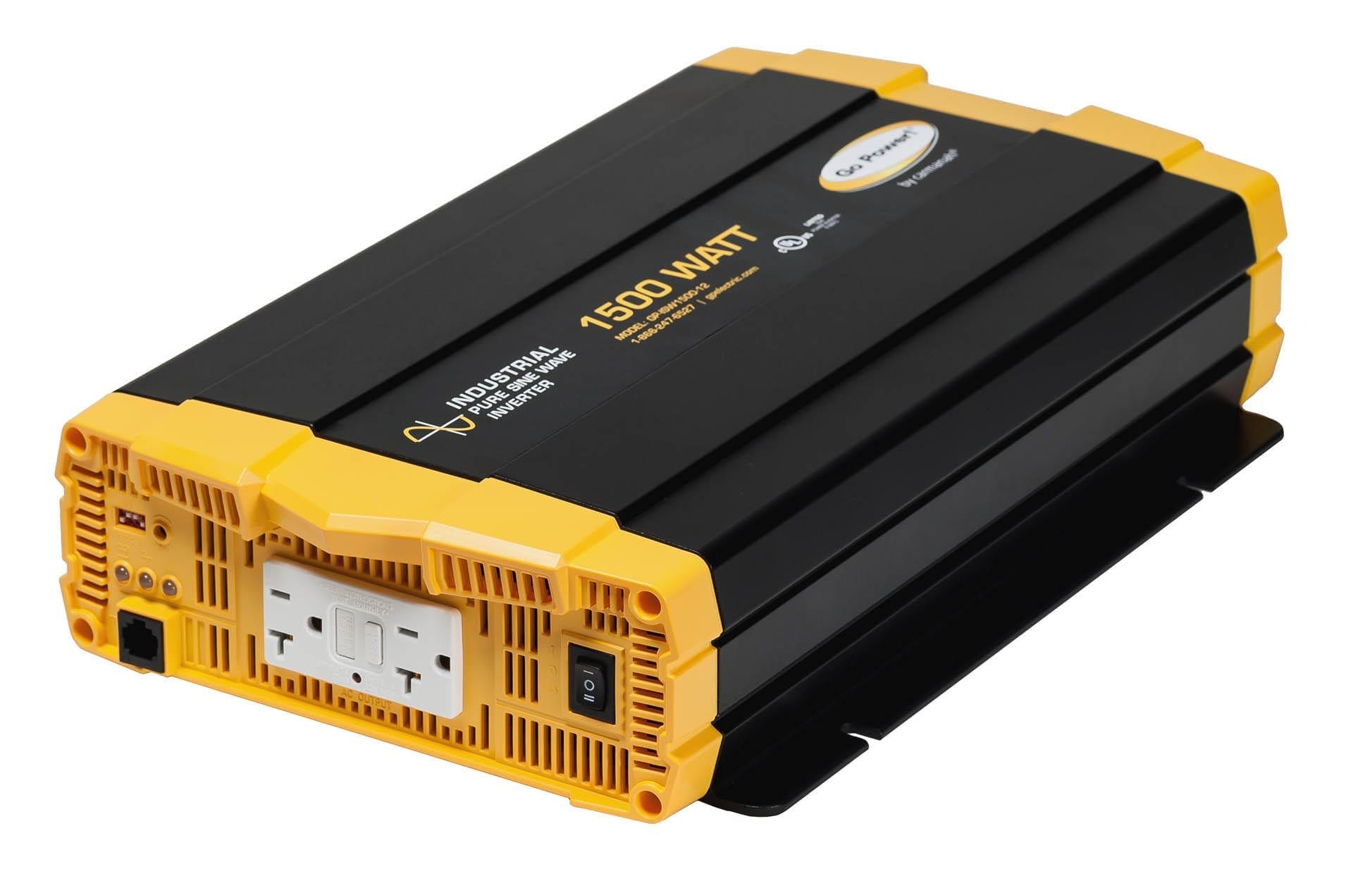 200 Watt Power Inverter Car Adapter pure and modified sine wave converters  go power products