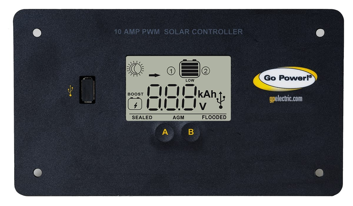 80 Watt Eco Solar Kit Go Power