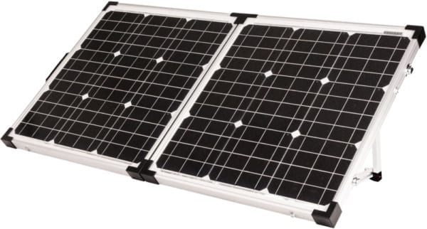 80 watt Portable Solar Kit
