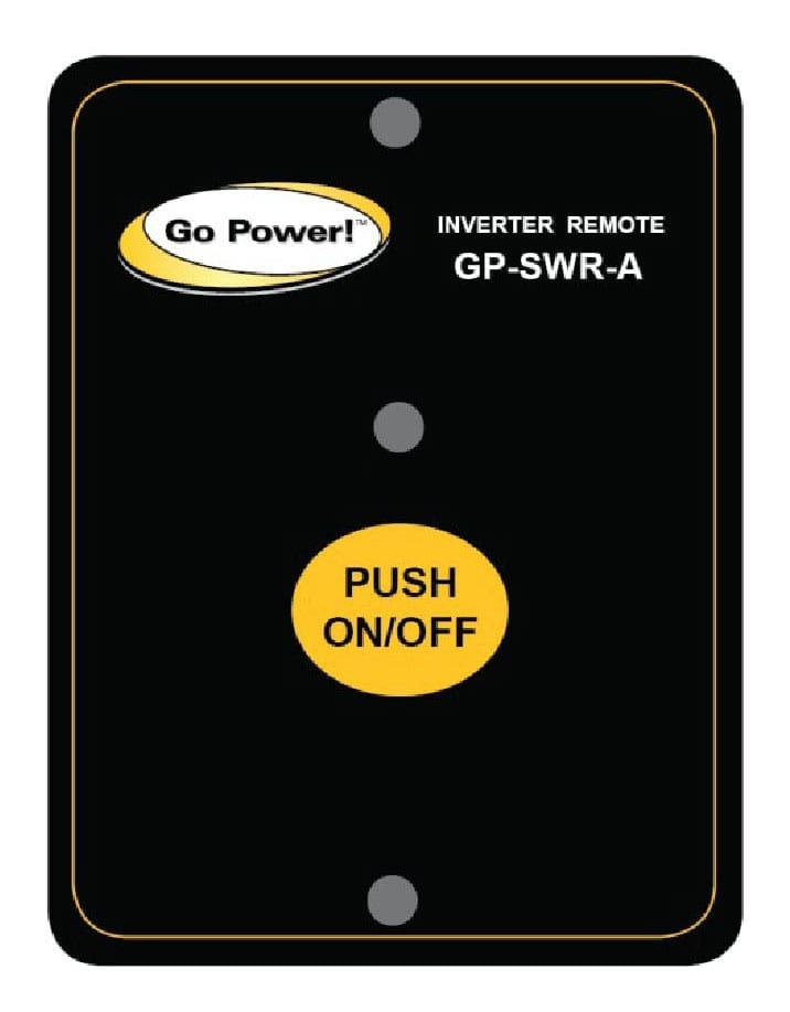 inverter remote SWR-A