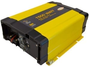 1500 Watt Inverter with transfer switch