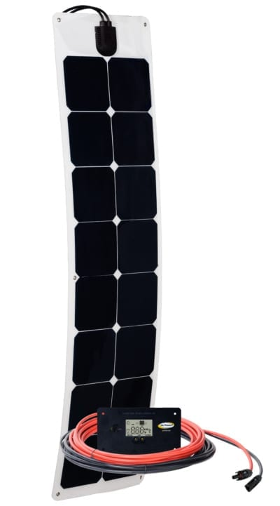 50 watt solar flex kit