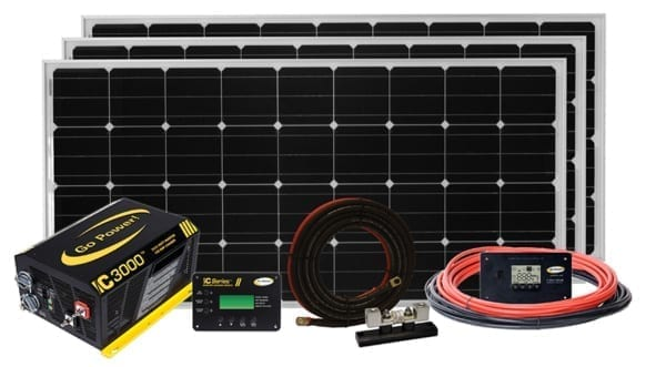 Solar Power for RV's, Trailers, and Motorhomes | Go Power