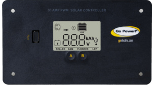 30 AMP Single Bank Solar Controller