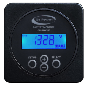 The Go Power! Battery Monitor