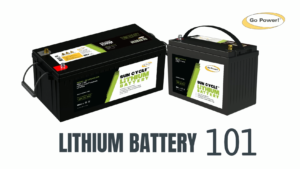 Lithium Battery 101 Cover Image